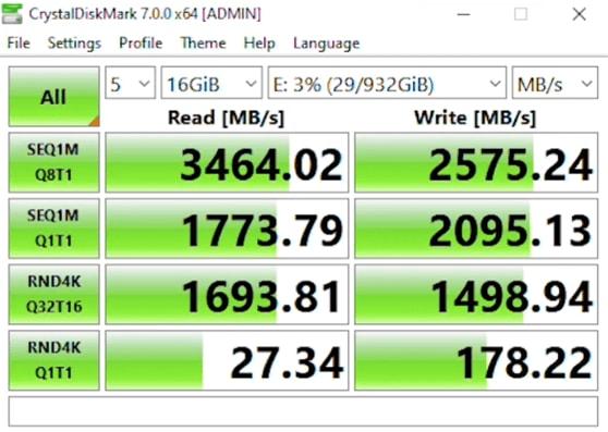WD Black SN750 SSD -3