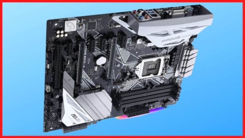 ASUS PRIME Z370-A Motherboard