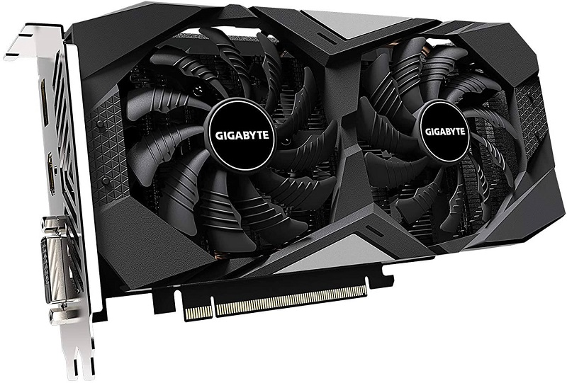 Gigabyte GTX 1650 Super WF OC