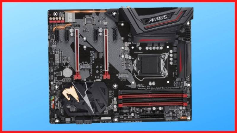 Gigabyte Z370 AORUS Gaming 3 Motherboard