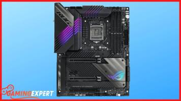 ASUS ROG Maximus XIII Hero Z590 Motherboard - Featured image