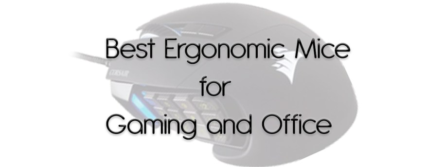 7 Best Ergonomic Mice for Gaming and Office