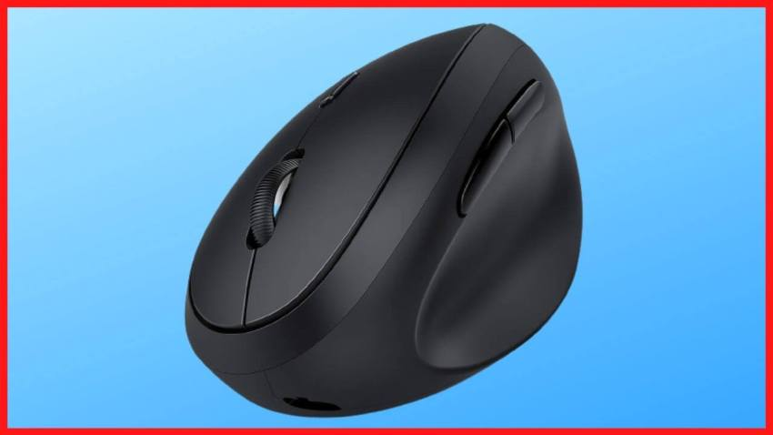 Jelly Comb MV09F Vertical Mouse