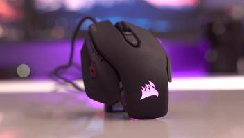 CORSAIR M65 Pro RGB Mouse Overview