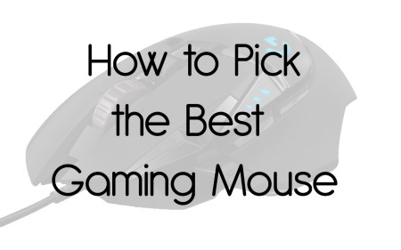 How to Pick the Best Gaming Mouse in 2021