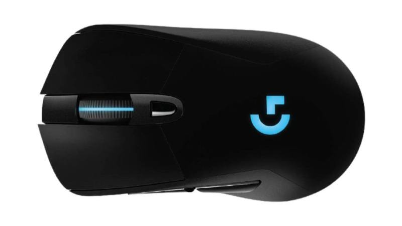 Logitech G703 Lightspeed Wireless Gaming Mouse for Overwatch