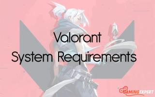 valorant system requirements 1