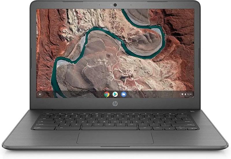HP Chromebook 14-inch Laptop AMD Dual-Core
