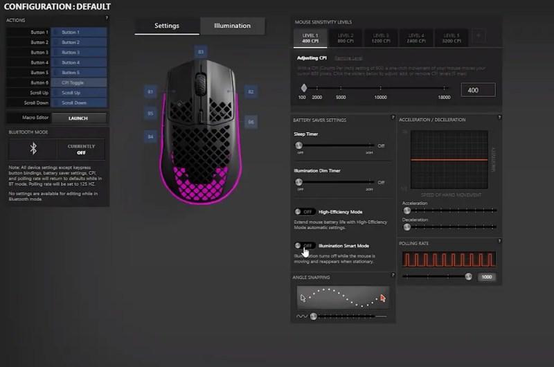 Steelseries Engine Software