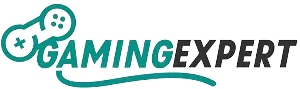 GamingExpert Logo Green and Black