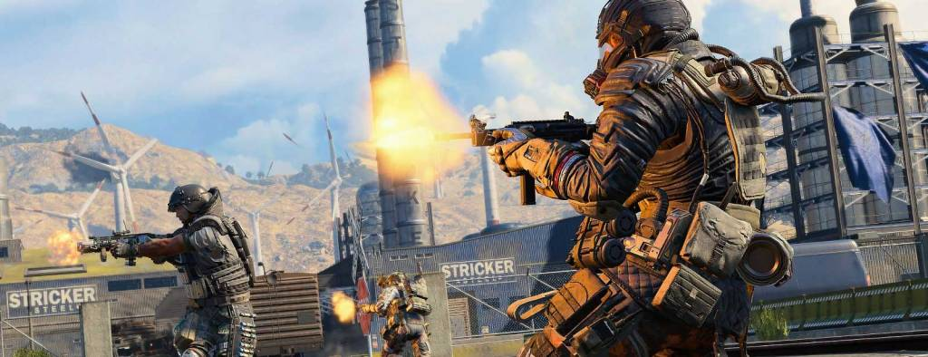 Best Call of Duty Battle Royale Settings