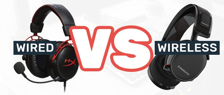 Wired Vs Wireless Gaming Headset Which Should You Get