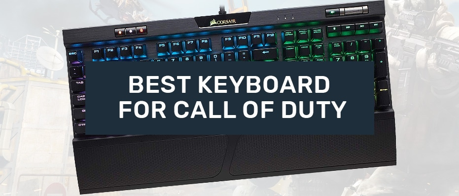keyboards for call of duty