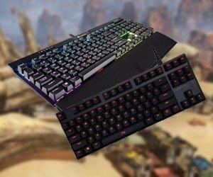 Best Keyboard for Apex Legends