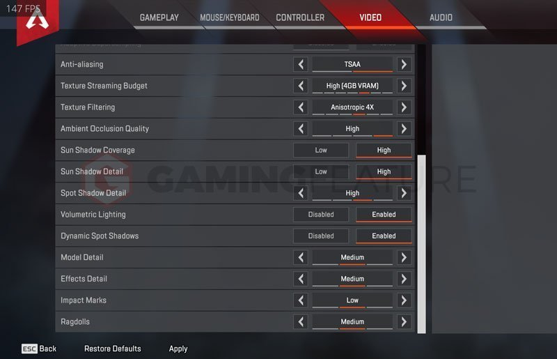 DrDisrespect Apex Legends Video Graphics