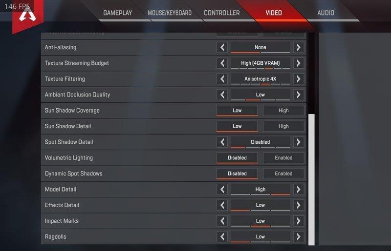 RustyMachine Apex Legends Video Graphics