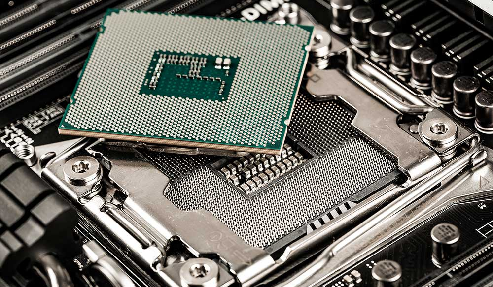 processor for gaming