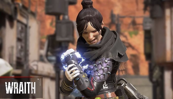 wraith apex legends