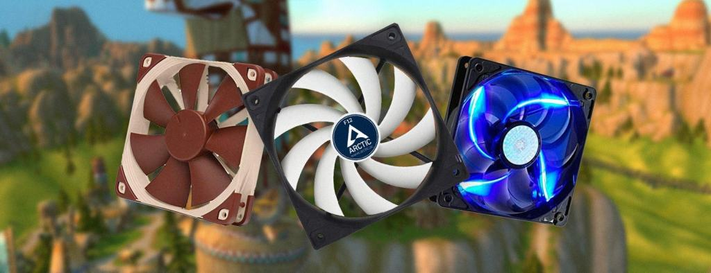best fans 120mm PC