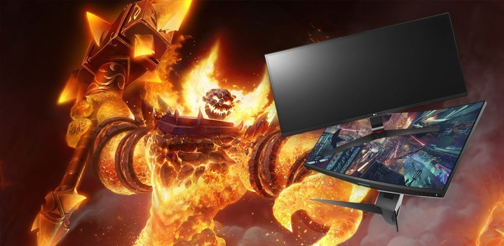 best mmo monitors for wow classic