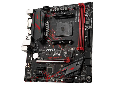 Micro-ATX Motherboard Ryzen 7 2700x