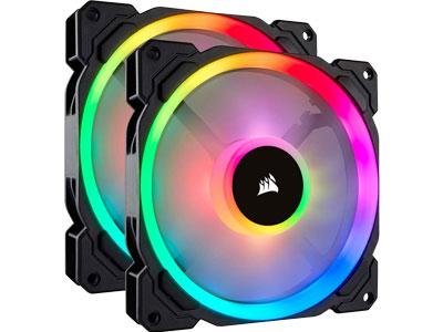best 140mm RGB case fan