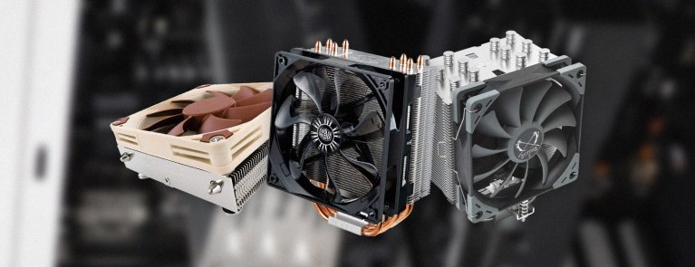 Budget CPU Cooler under 50 dollar