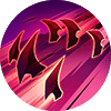 Mobile Legends Cecilion Skill 2 – Sanguine Claws