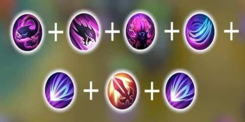 Mobile legends Selena (Skill Combo)