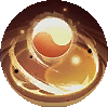 Mobile legends Luo Yi Skill 2 (Rotation)