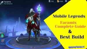 Mobile Legends Faramis