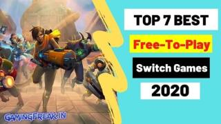 Best Buy Switch Games Free to Play 2020