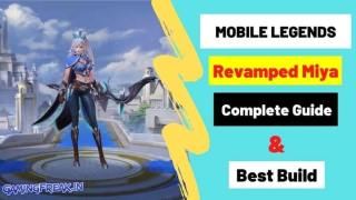 Mobile Legends Revamped Miya Guide 2020 & Best Build thumbnail