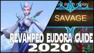 Mobile Legends Eudora Revamp Guide & Best Build 2020