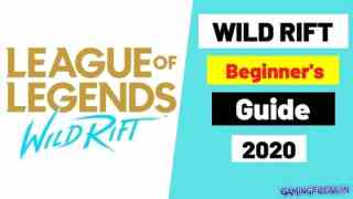 Wild Rift Beginner's Guide Top 5 Hidden Tips You Should Know that