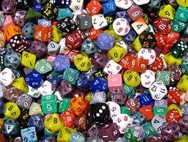 Drowning In Dice