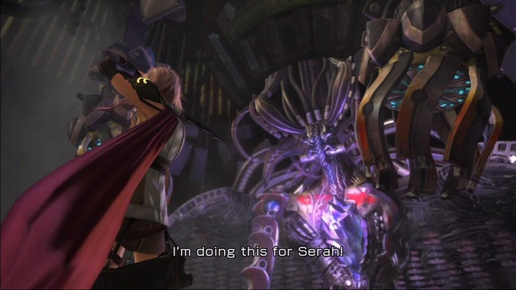 Final Fantasy XIII Review Gaming Nexus