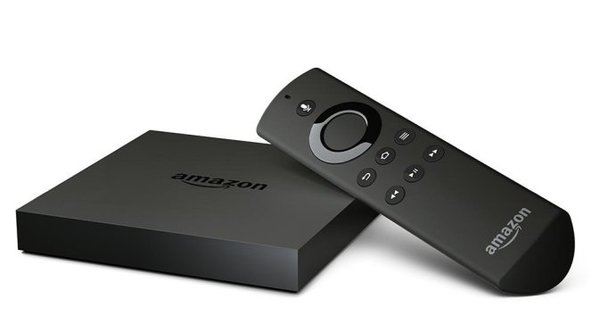 2015 Amazon Fire TV (2nd Gen)