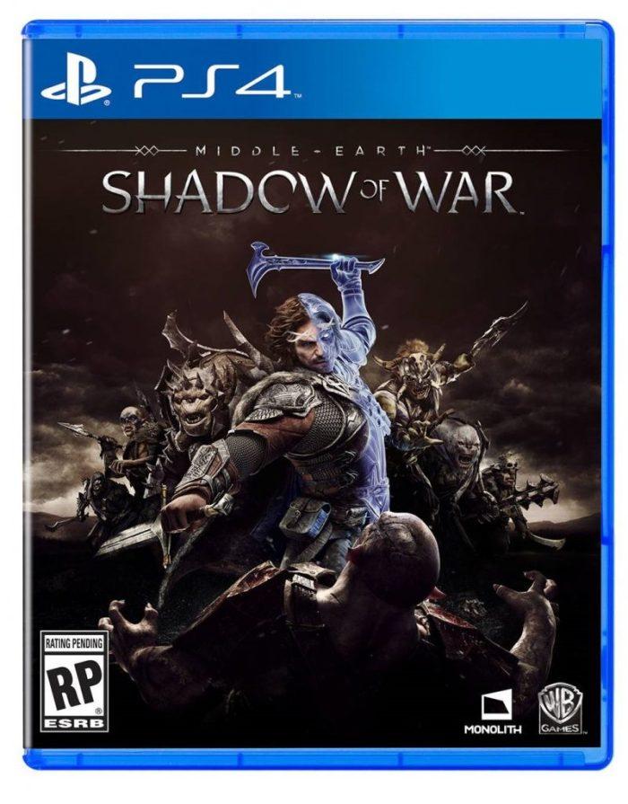 Middle Earth: Shadow of War leak
