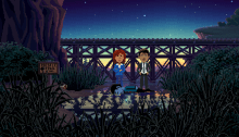 Thimbleweed Park release date