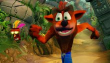Crash Bandicoot N. Sane Trilogy PC version