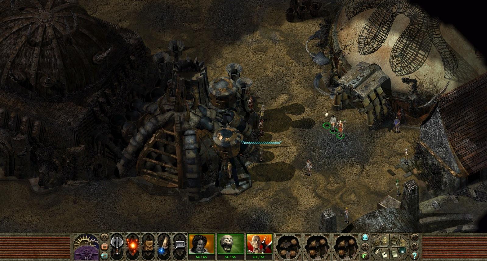 Risultati immagini per planescape torment enhanced edition