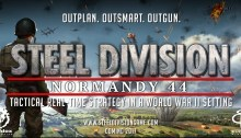 Steel Division: Normandy 44 reveal
