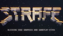 STRAFE game delay
