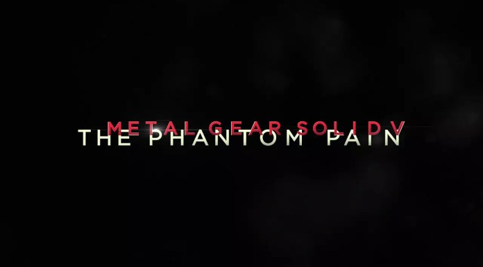 Metal Gear Solid V The Phantom Pain Logo