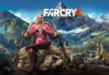 far Cry 4 Logo Art