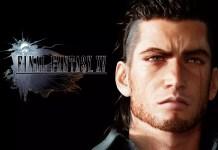 Final Fantasy XV logo 2