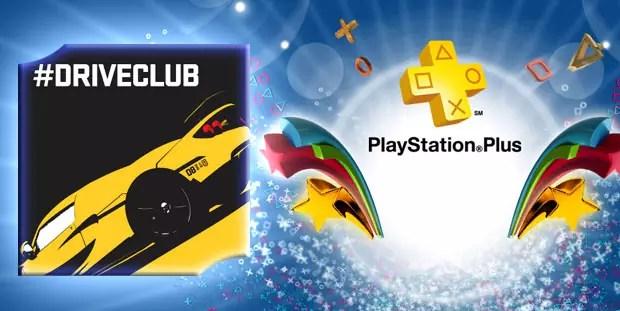 DriveClub PlayStation Plus