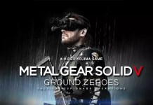 Metal Gear Solid V: Ground Zeroes Logo