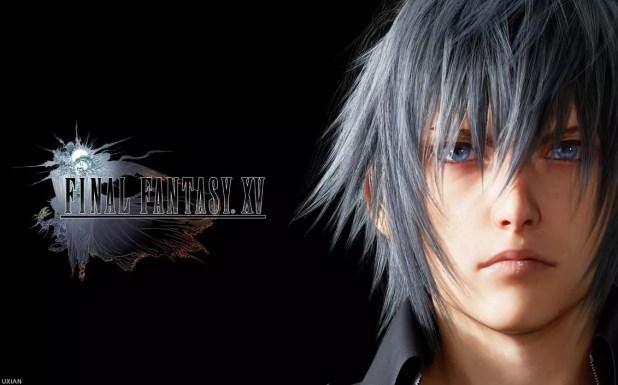 Final Fantasy XV Anfang